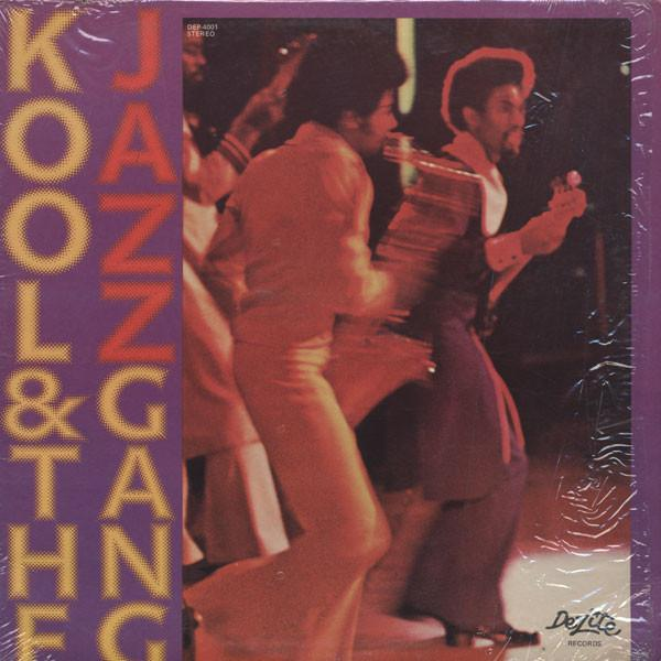 Kool and the Gang - Jazz - Dagga Tattoos + Record Shop