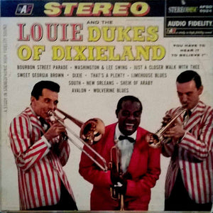 Louie Amstrong - Dukes of Dixileand