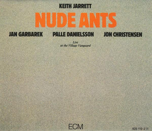 Keith Jarret - Nude Ants - Dagga Tattoos + Record Shop