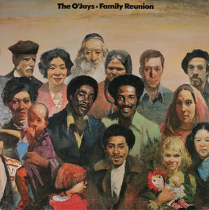 The O´Jays - Family Reunion