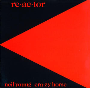 Neil Young & Crazy Horse - Re.ac.tor - Dagga Tattoos + Record Shop