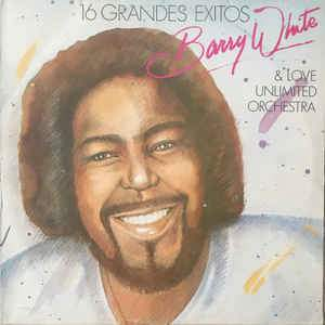 Barry White - 16 Grandes Éxitos - Dagga Tattoos + Record Shop