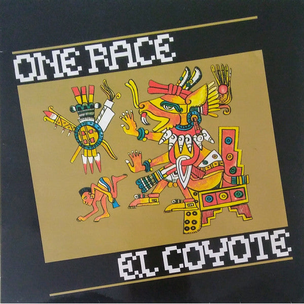 One Race - El coyote