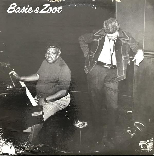 Count Basie & Zoot - Count Basie & Zoot - Dagga Tattoos + Record Shop