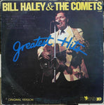 Bill Haley & The Comets - Greatest Hits - Dagga Tattoos + Record Shop