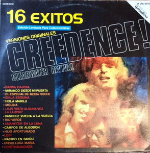 Creedence Clearwater Revival - 16 Éxitos - Dagga Tattoos + Record Shop