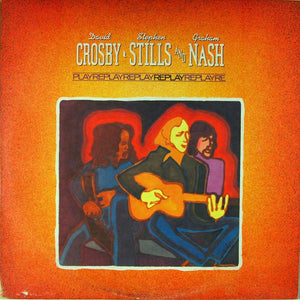 Crosby Stills n Nash - Replay - Dagga Tattoos + Record Shop