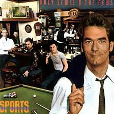 Huey Lewis and the News - Sports - Dagga Tattoos + Record Shop