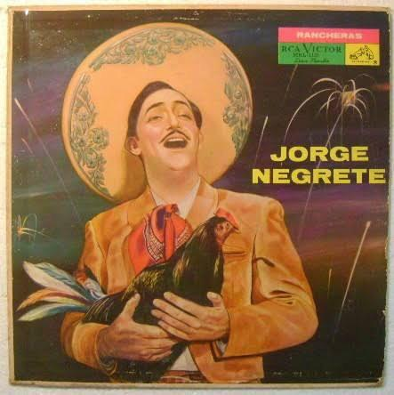Jorge Negrete - Jorge Negrete - Dagga Tattoos + Record Shop