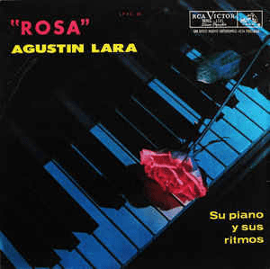 Agustín Lara - Rosa - Dagga Tattoos + Record Shop