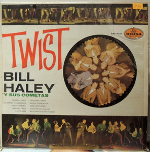 Bill Haley- Twist - Dagga Tattoos + Record Shop