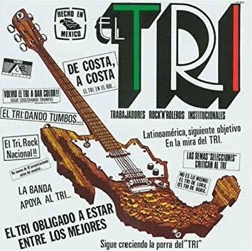 El Tri - Hecho en Mexico - Dagga Tattoos + Record Shop
