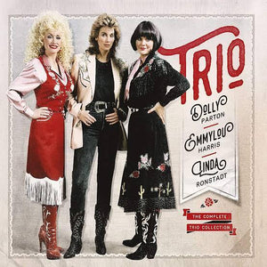 Dolly Parton Linda Ronstandt Emmy Lou Harris	- Trio - Dagga Tattoos + Record Shop