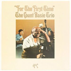 The Count Basie Trio - For the First Time