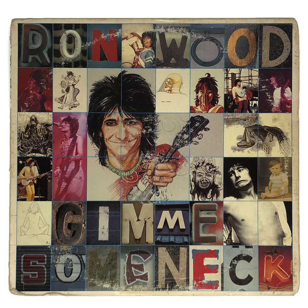 Ron Wood - Gimme Some Neck