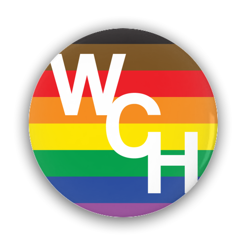 Rainbow WCH Button