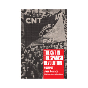 The CNT in the Spanish Revolution: Volume 1 - José Peirats
