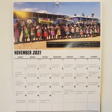 Load image into Gallery viewer, WCH 2021 Wall Calendar