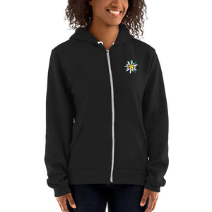 Edelweiss Pirates Embroidered Unisex Hoodie