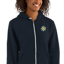 Load image into Gallery viewer, Edelweiss Pirates Embroidered Unisex Hoodie