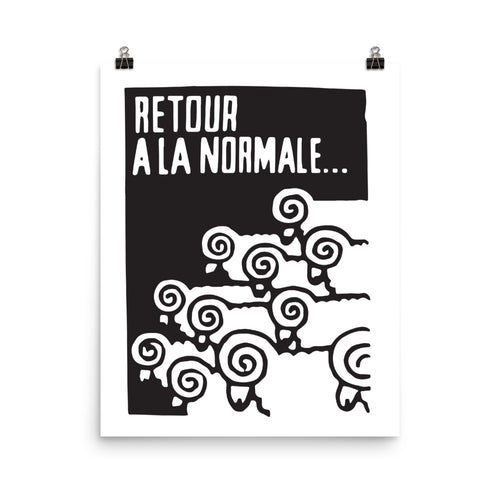 Return to Normal Poster