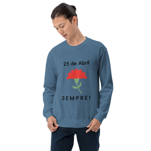 April 25 Unisex Sweatshirt