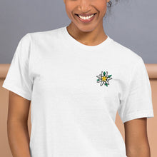 Load image into Gallery viewer, Edelweiss Pirates Unisex Embroidered T-Shirt