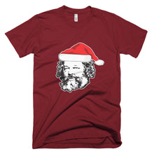 Load image into Gallery viewer, Bakunin Unisex Xmas T-Shirt