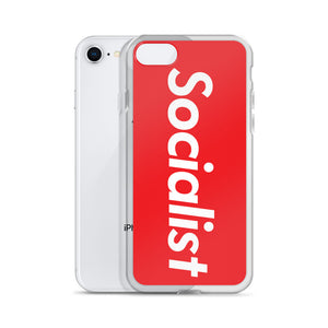 Socialist iPhone Case