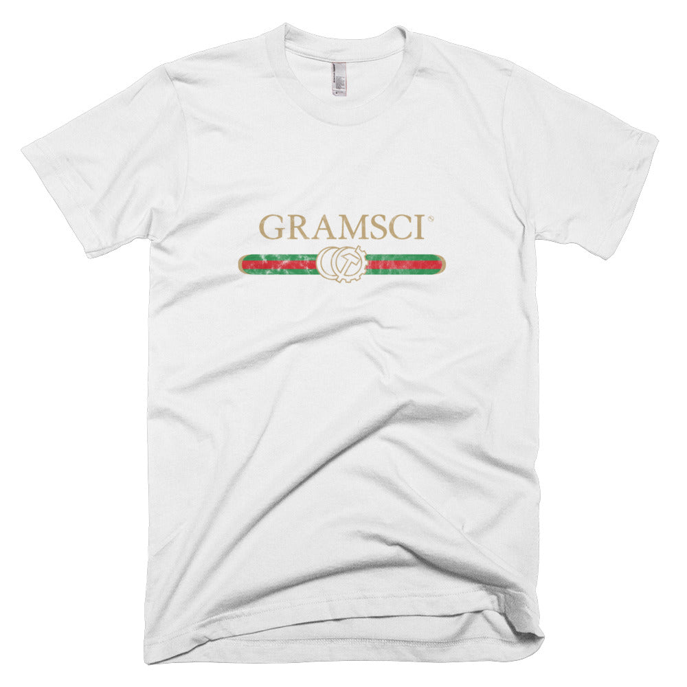 Gramsci Distressed Unisex T-Shirt