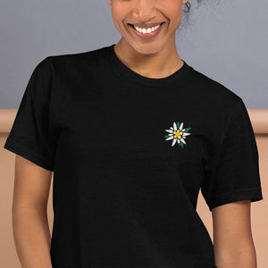 Edelweiss Pirates Unisex Embroidered T-Shirt