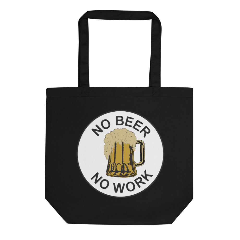 No Beer Tote Bag