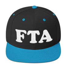 Load image into Gallery viewer, FTA Snapback