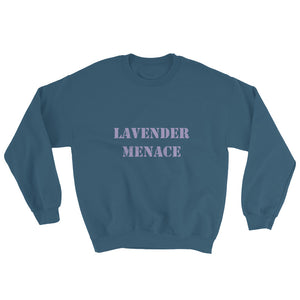 Lavender Menace Sweatshirt