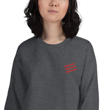 Load image into Gallery viewer, 3 Arrows Unisex Embroidered Sweatshirt
