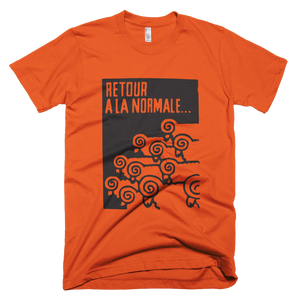 Return to Normal Unisex Short-Sleeve T-Shirt