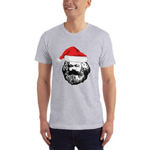 Load image into Gallery viewer, Karl Marx Unisex Xmas T-Shirt