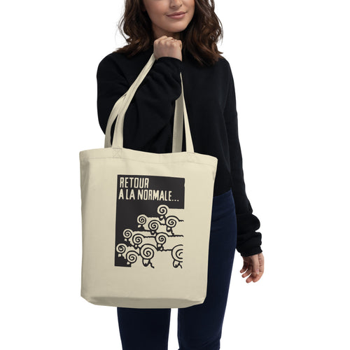 Return to Normal Tote Bag