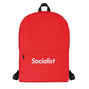 Socialist Backpack