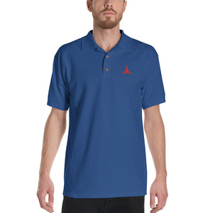 International Brigades Embroidered Men's Polo