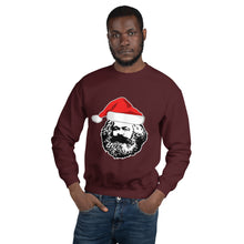 Load image into Gallery viewer, Karl Marx Unisex Christmas Jumper
