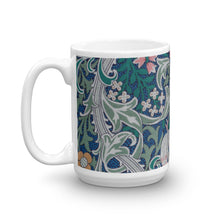 Load image into Gallery viewer, William Morris Flower Mug