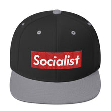 Load image into Gallery viewer, Socialist Snapback