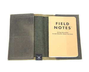 Deluxe Field Notes Cover - Cedar Waxcraft