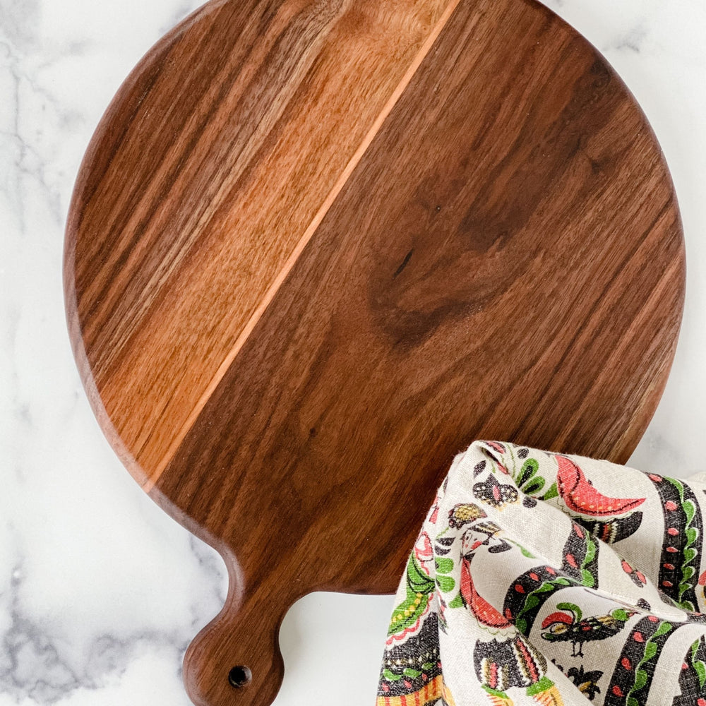 Handcrafted Bread Boards
