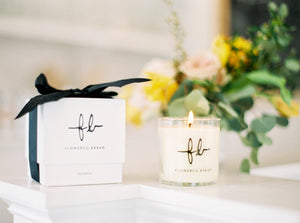 F&B Signature Candle