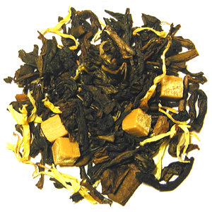 Caramel Oolong Tea - Green and Watts Gourmet Beverages