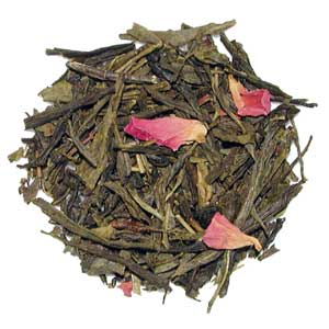 Cherry Pink Sencha Tea