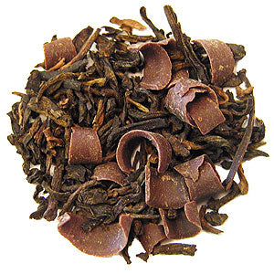 Chocolate Puerh Tea - Green and Watts Gourmet Beverages