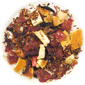 Cranberry Orange Rooibos Tea - Green and Watts Gourmet Beverages